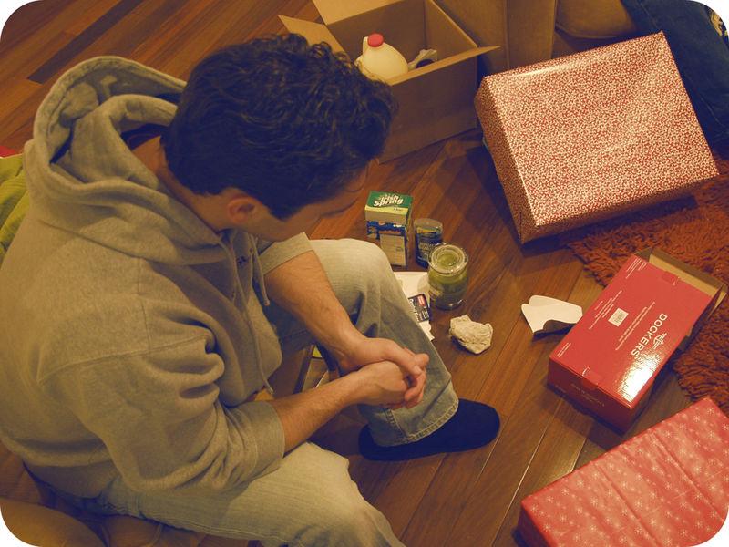 Matt's presents