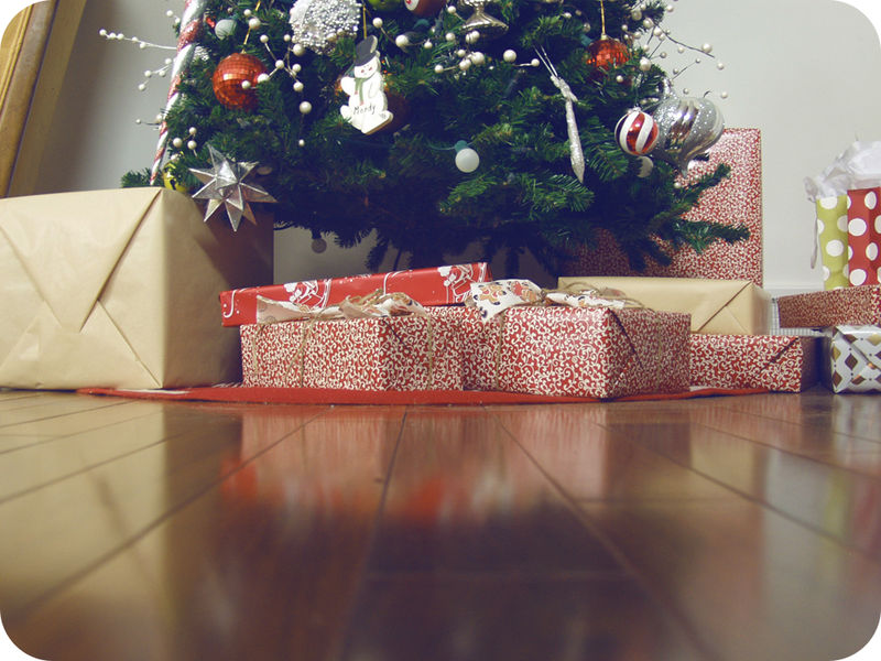 The presents