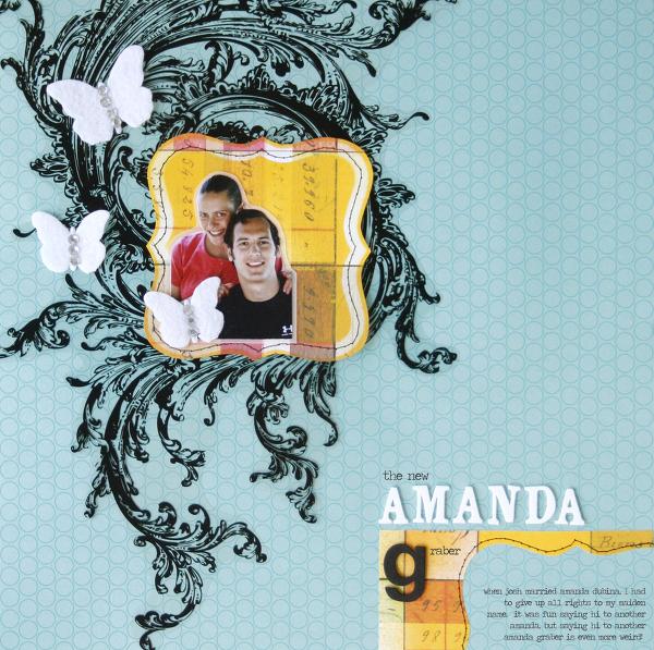 The new amanda