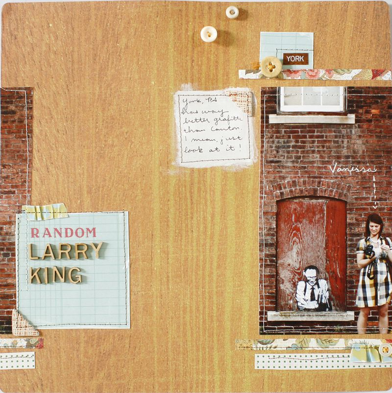 Random Larry King
