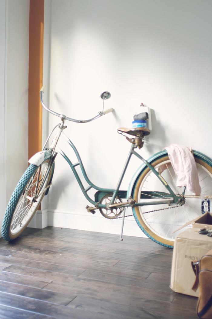 Bike fix up