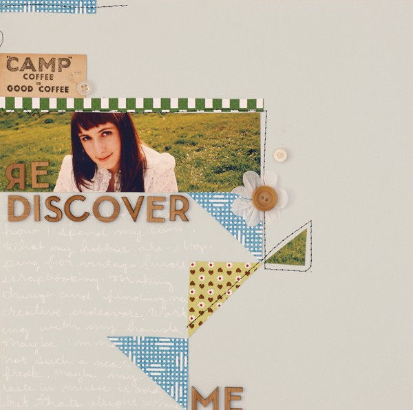Rediscover me