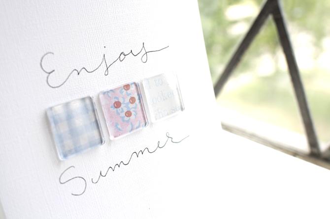 Summer card 2