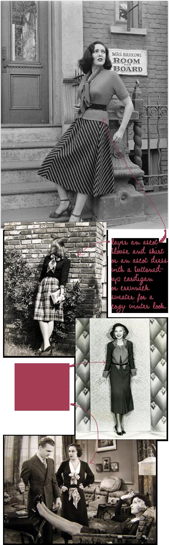 Vintage-ascot-styles