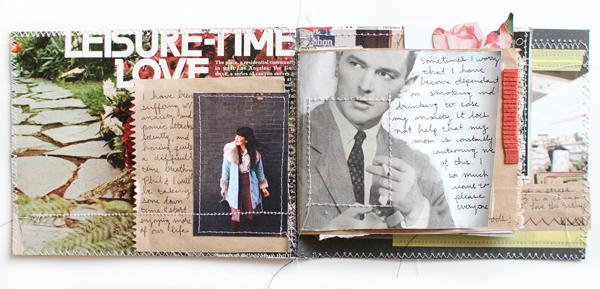 Anxiety-relief-mini-album-collage-art-2