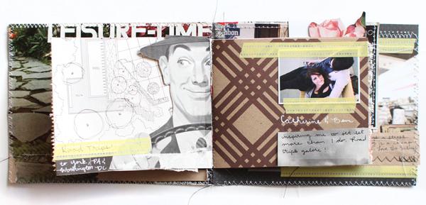 Anxiety-relief-mini-album-collage-art-4