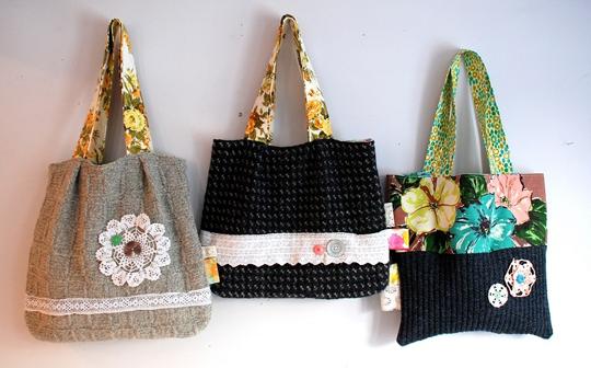 Blondiebluevintage-bags