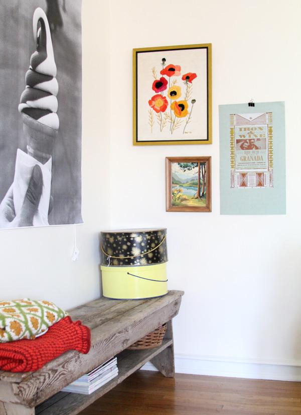 Living-room-bench