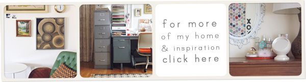 Click here for more of my home and inspiration!