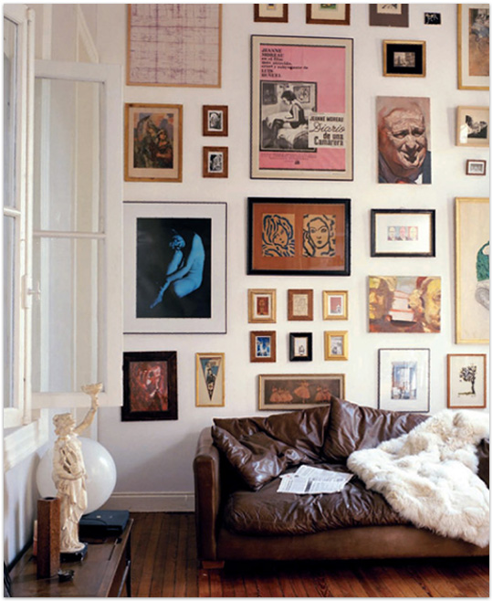 Inspired By: Classic and Quirky Wall Art - Making Nice in the Midwest