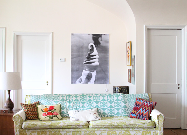 Living-room-ice-cream-poster