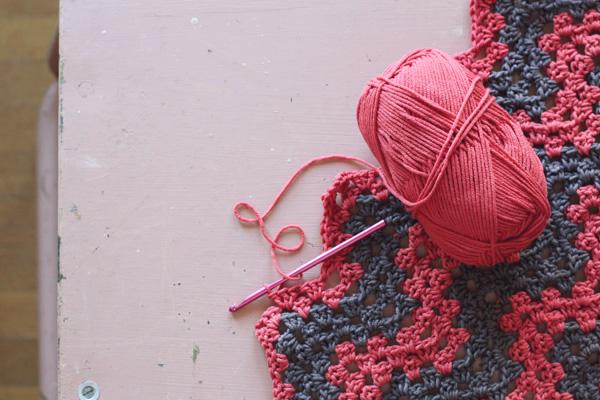 Chevron-crochet