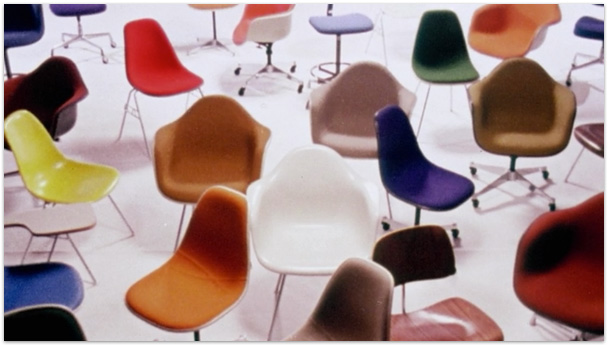 Charles and Ray Eames: The Architect and The Painter