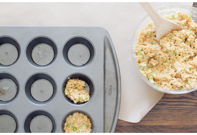Cheesy-quinoa-dippers-with-marinara-sauce-ingredients-muffin-tins