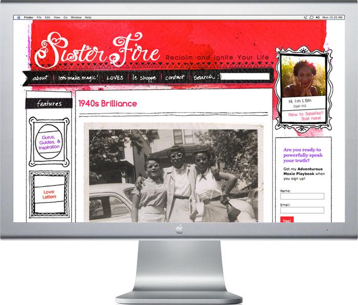 Sister-fire-screen